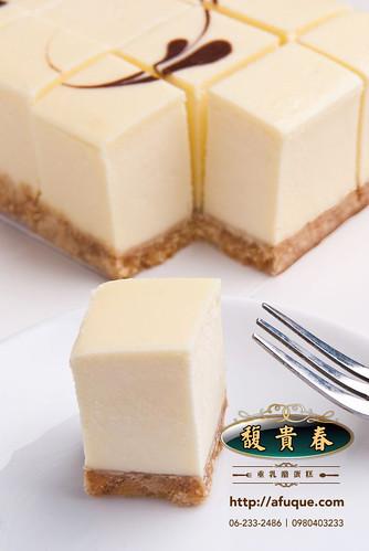 台南馥貴春重乳酪蛋糕_隱藏版美食_台南伴手禮_圖購美食