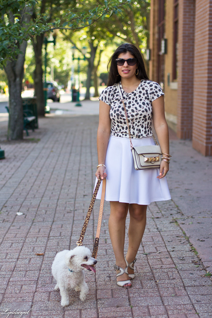 leopard tee, white skirt, grayson bag-3.jpg