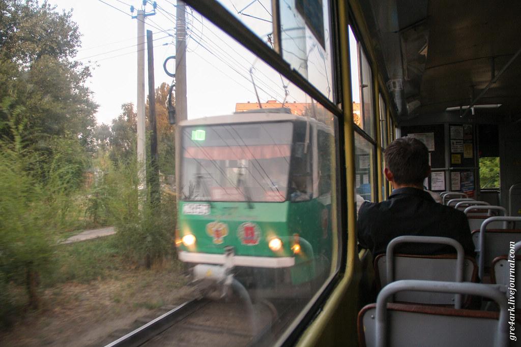 Почему в моём городе плохой трамвай