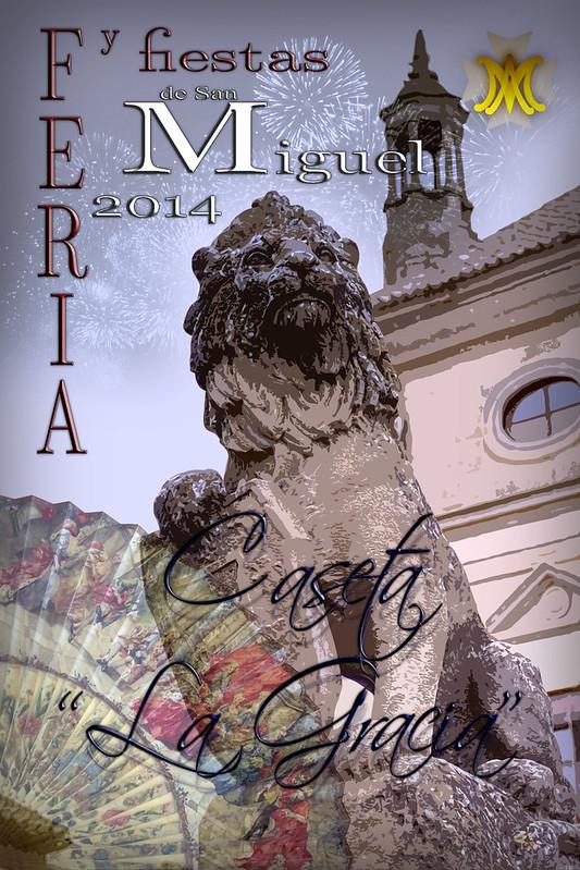 Cartel de Feria 2014