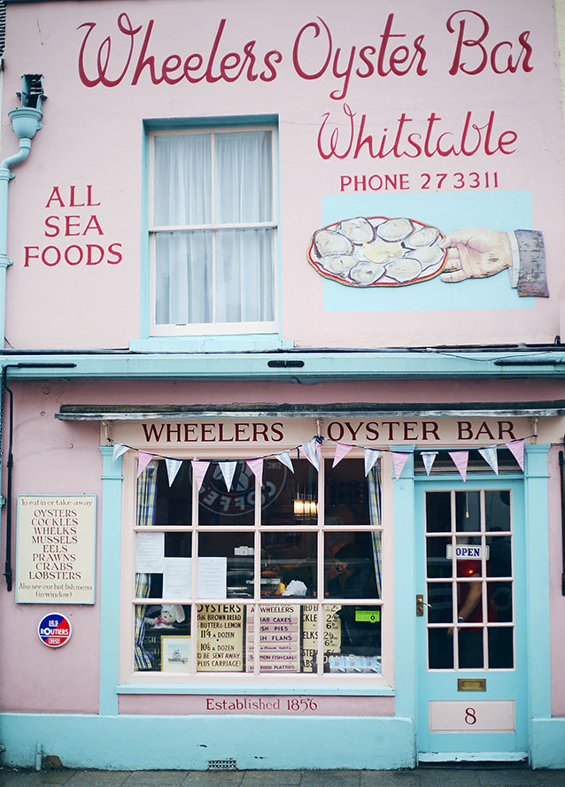 Wheeler's Oysters Whitstable