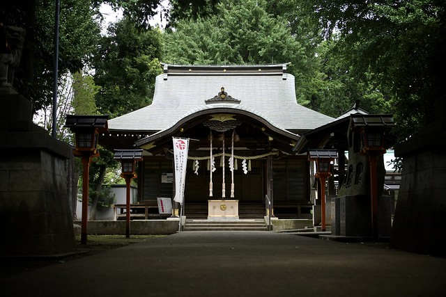 武蔵野神社 Musashino Shrine