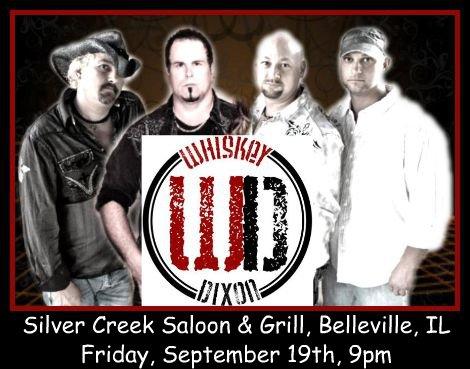 Whiskey Dixon 9-19-14