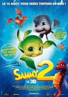 Sammy&#39s Adventures 2 - Cuộc phiêu lưu của rùa Sammy: Phần 2