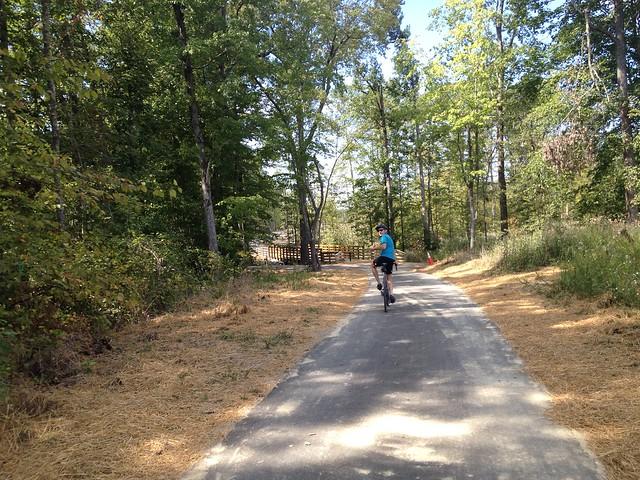 VA Capitol Trail Ride 9.21.14