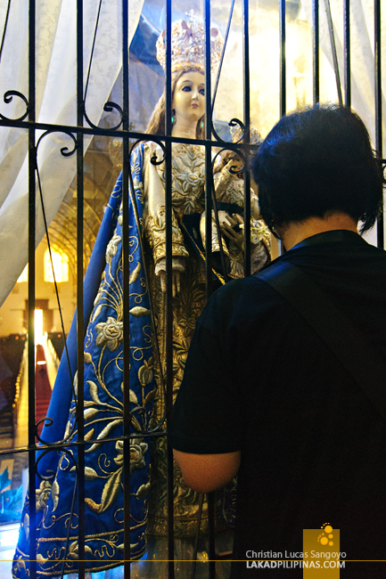 Our Lady of Charity in Bantay Church