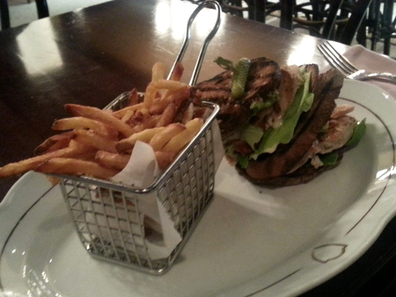 La Societe Club Sandwich