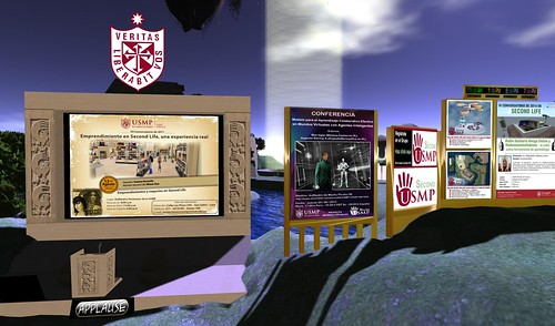 USMP In Second Life