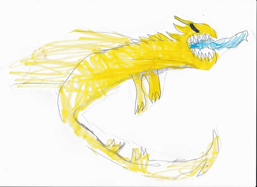 yellow dragon Asher 7