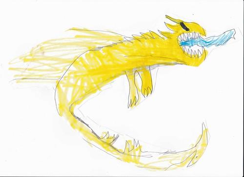 yellow dragon Asher 7