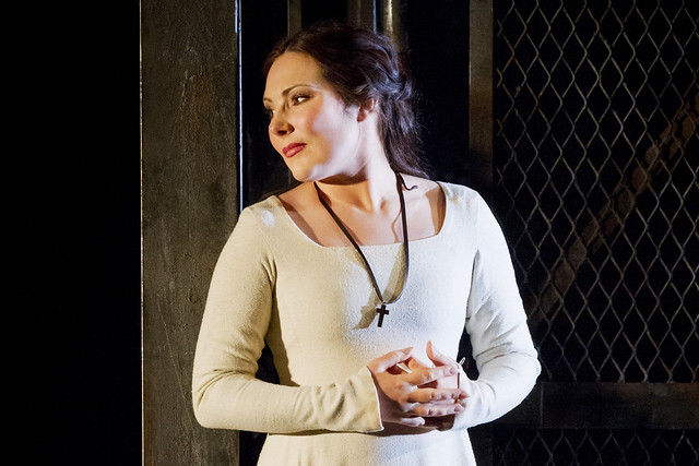 Ekaterina Siurina in Rigoletto, The Royal Opera © ROH/Johan Persson, 2012