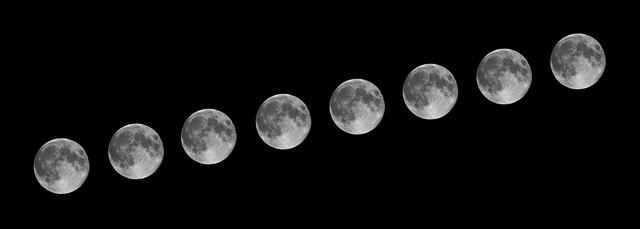8 Minute Super Moon