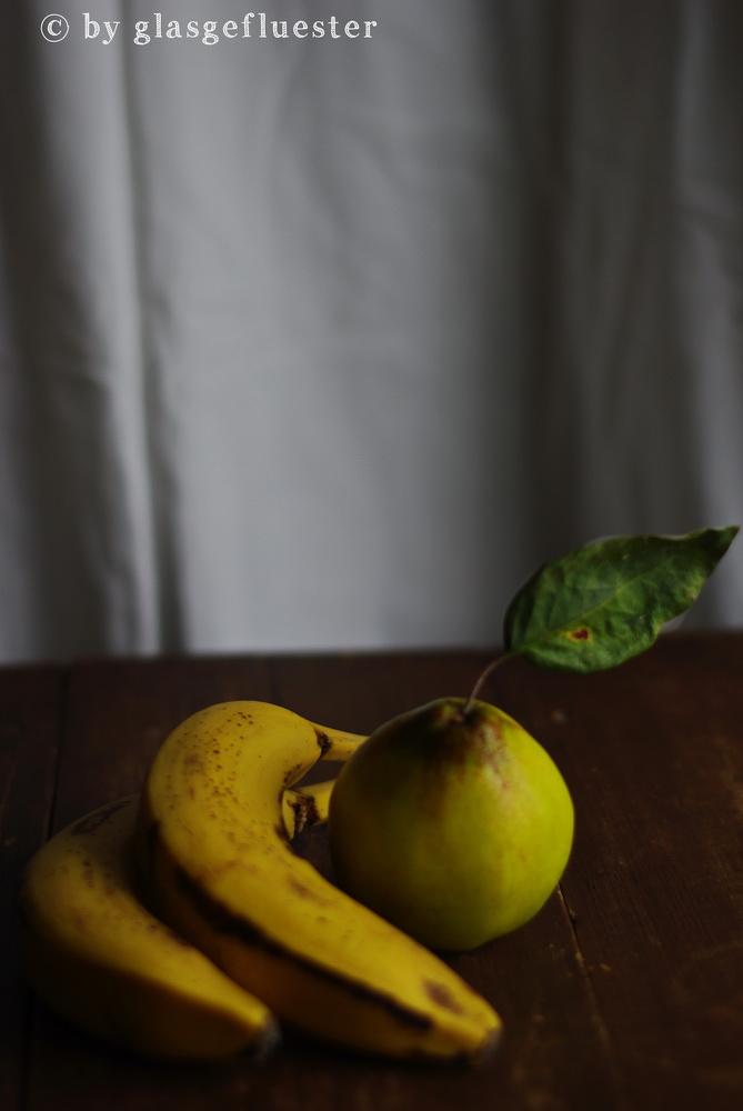 Quitten Bananen Aufstrich by Glasgeflüster 1 klein