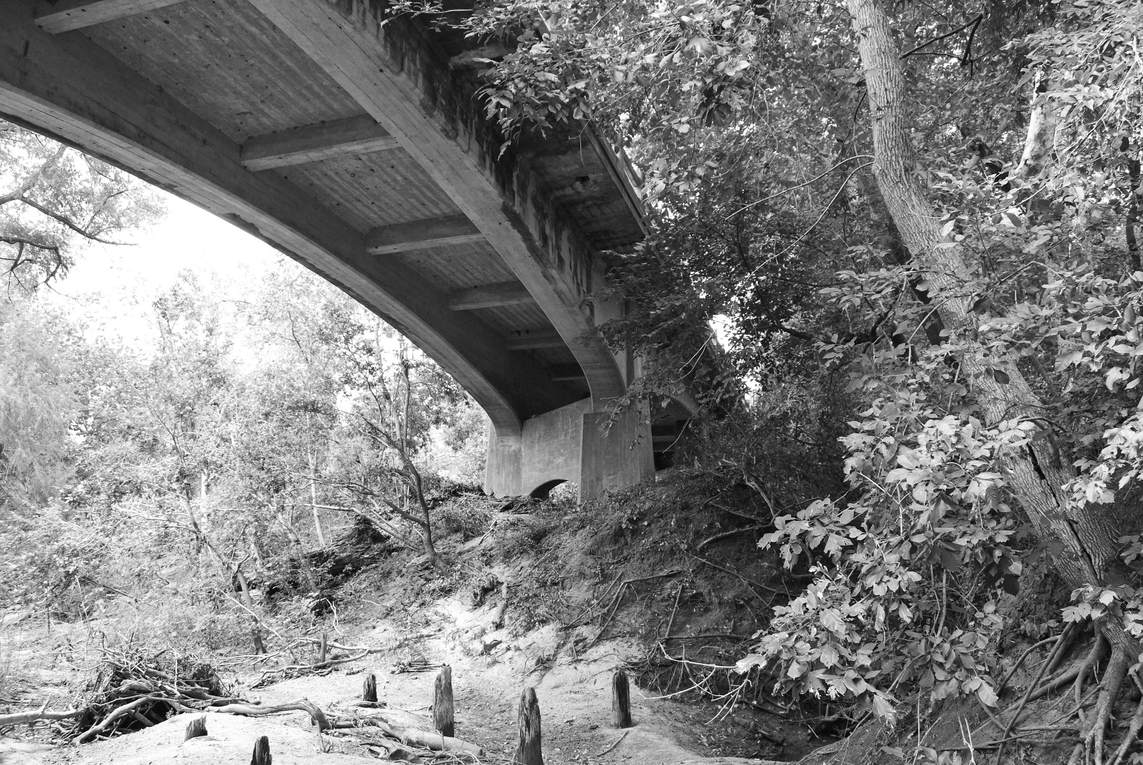 Fm 1579 Bridge Over East Navidad River Schulenburg Texas 1409151144bw Flickr Photo Sharing