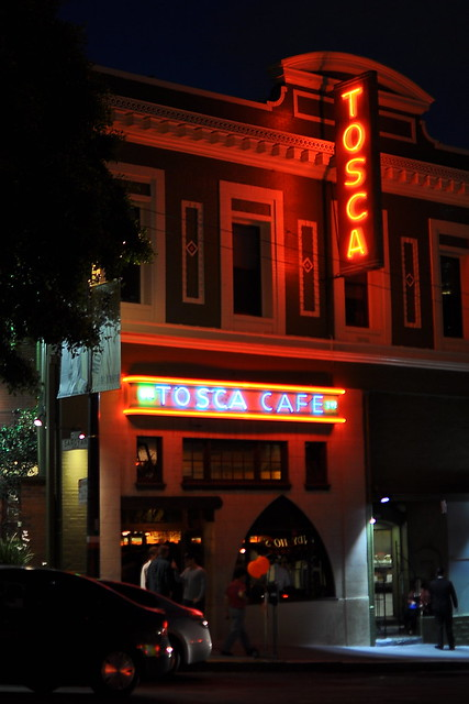 Tosca Cafe - San Francisco