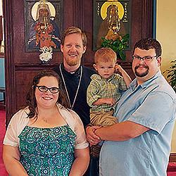 The Whiteman Family