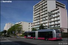 Heuliez Bus GX 427 - Kéolis Dijon / Divia n°2448