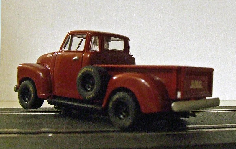 1953 gmc 5 window pickup slot car illustrated forum for 1953 gmc 5 window