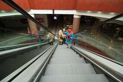 vehicle(0.0), public transport(0.0), maglev(0.0), rapid transit(0.0), passenger(1.0), transport(1.0), escalator(1.0),