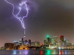 CN Tower Lightning 03