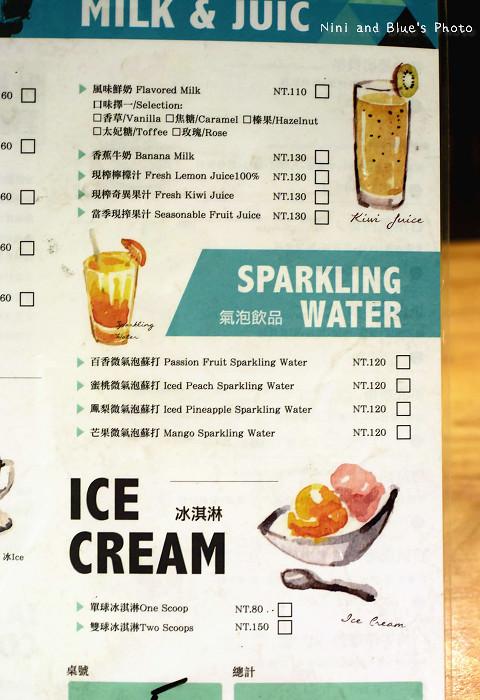 綠光咖啡台中早午餐05
