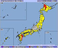 6・4 気象庁