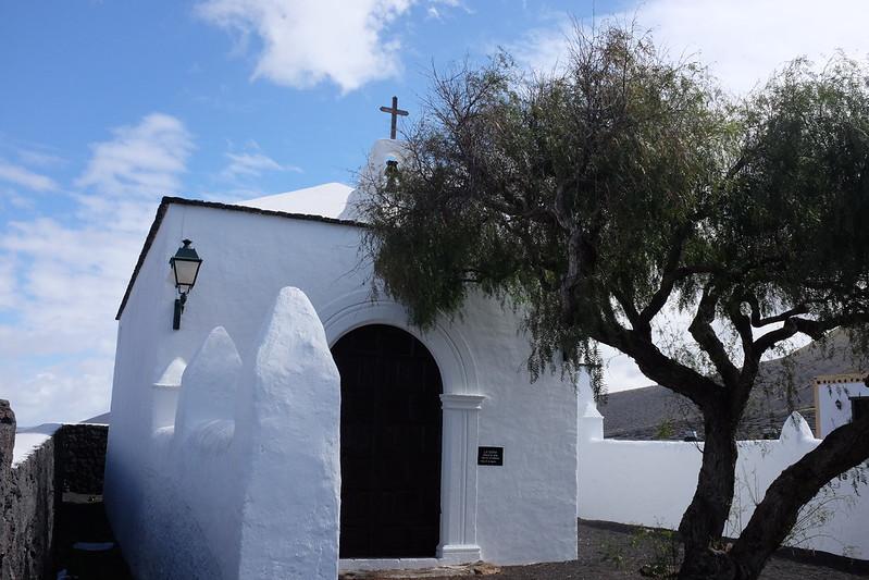 Chapelle à Lanzarote