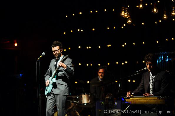 Eels @ Aladdin Theater, Portland 6/8/14
