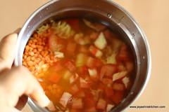 Cook dal