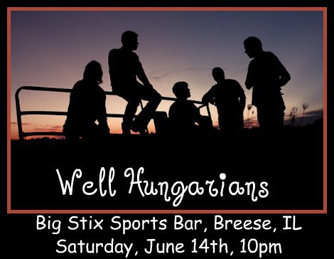 Well Hungarians 6-14-14