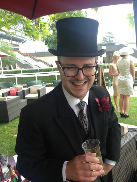 william chambers  royal Ascot 2014 Ladies Day