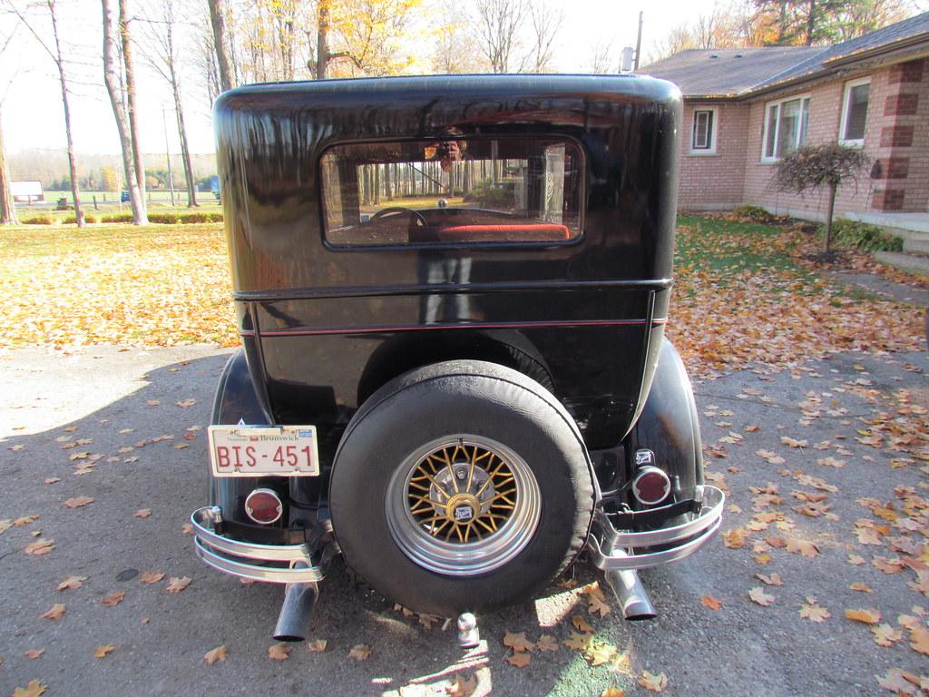 1927 Buick McLaughlin