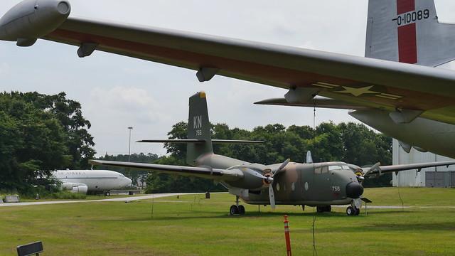 DHC C-7A Caribou