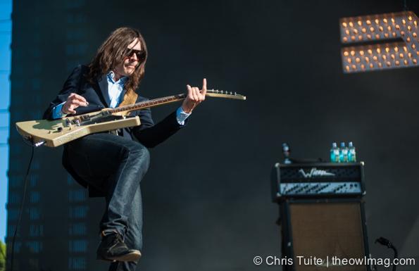 Weezer @ BottleRock 2014, Saturday