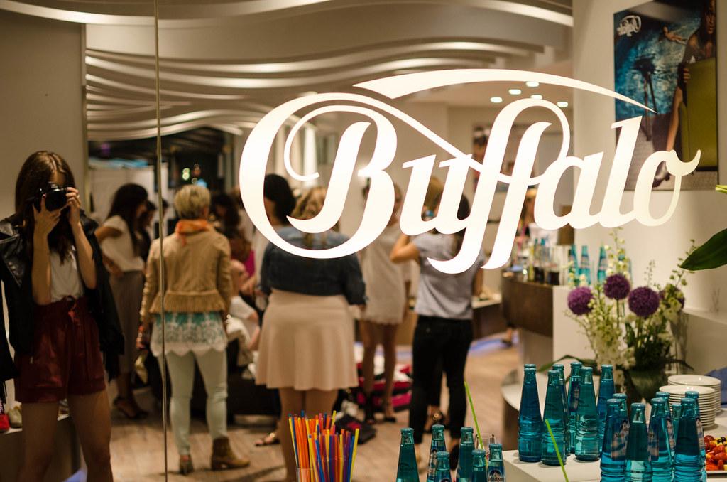 Buffalo Blogger Event in Munich