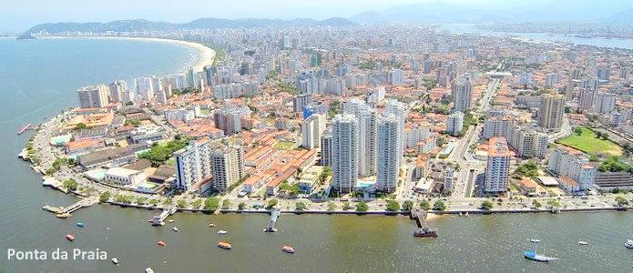 Santos - Ponta da Praia