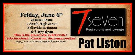 Pat Liston 6-6-14