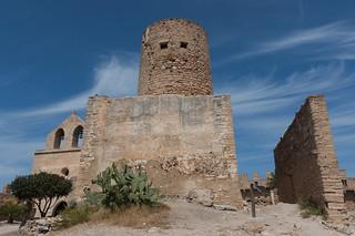Attēls no Castell de Capdepera. spain mallorca majorca balearicislands majorka hiszpania morześródziemne baleary