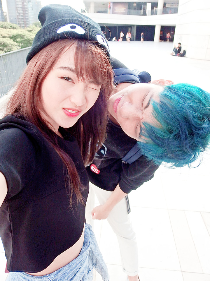 typicalben peishi selfie 1