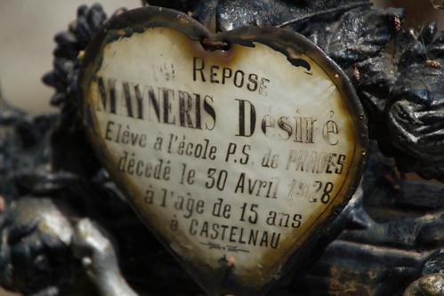 Cimetière de Castelnou