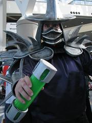 Anime Expo 2014 - Super Shredder cosplay
