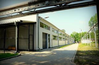 Nitroerg Bieruń - budowa hali produkcyjnej i remont wnętrz biurowca