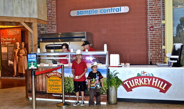Ice Cream Tasting Center - Turkey Hill Ice Cream Experience