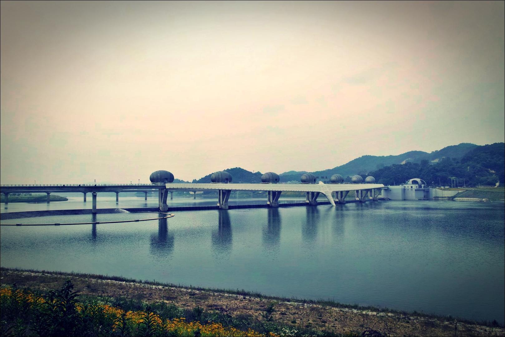 이포보 인증센터-'남한강 자전거 종주 Bike Riding Namhan river Korea'
