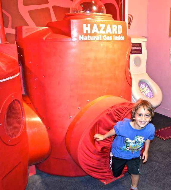 Gas fun - Children's Museum of Manhattan