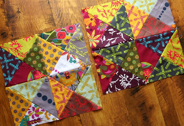 Field Day Quilt Blocks