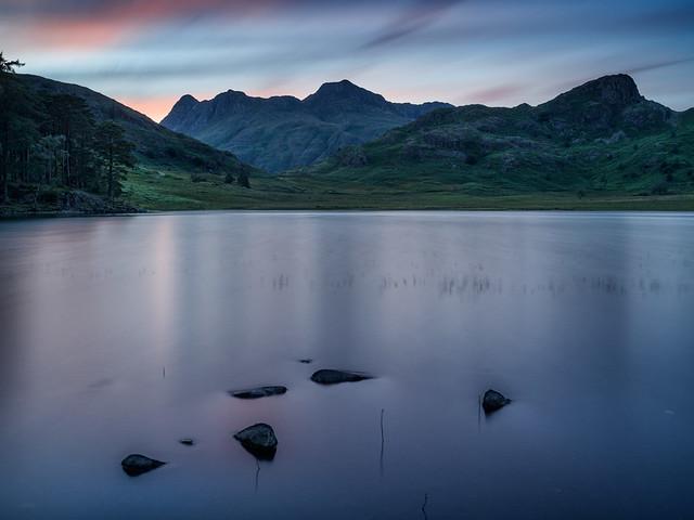 Twilight-at-Blea-Tarn