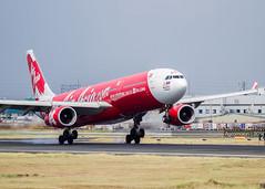 Air Asia X A330-343 9M-XXE 05/10/14
