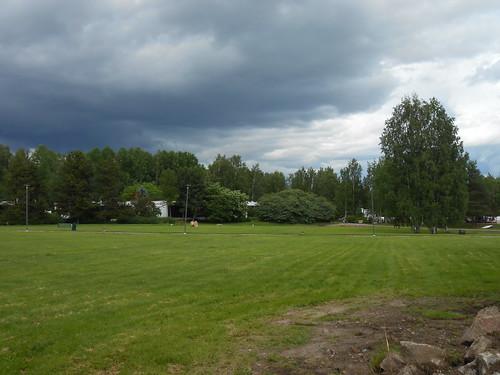 Nurminäkymä, Pohjois-Tapiola Espoo 16.6.2014