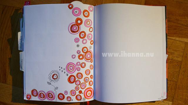 Diary Doodled Circles